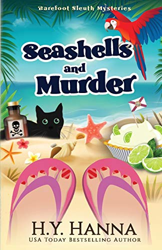 Seashells and Murder: Barefoot Sleuth Mysteries - Book 2