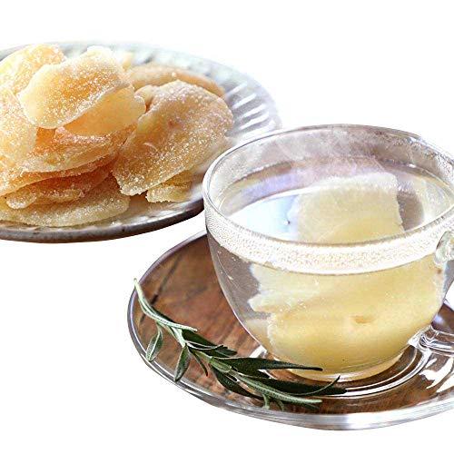 生姜糖 ジンジャースライス しょうがグミ茶 業務用900g(300g×3袋) 生姜茶 しょうが 生姜