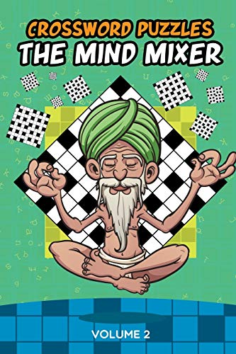 Crossword Puzzles: The Mind Mixer Volume 2