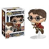 LRWTY Harry Potter Pop Figura Forma Harry Potter y Aficionados Piedra...