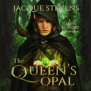 The Queen's Opal audiobook cover art