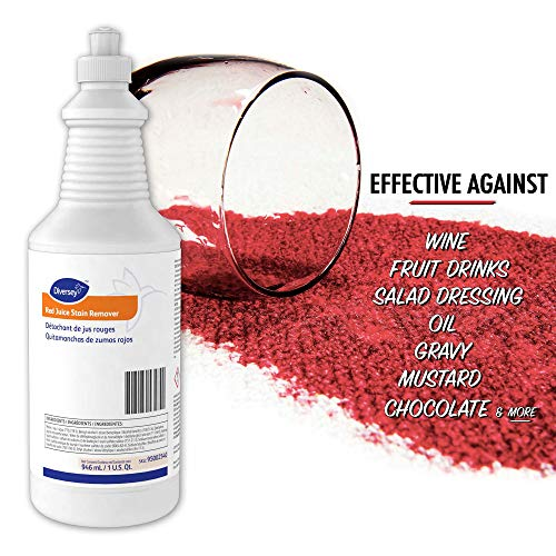 Commercial carpet cleaning solution from Diversey