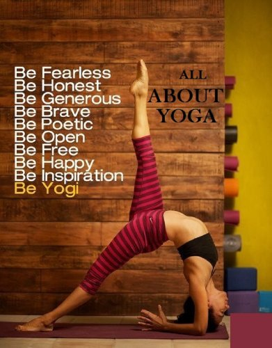 All about Yoga (English Edition)