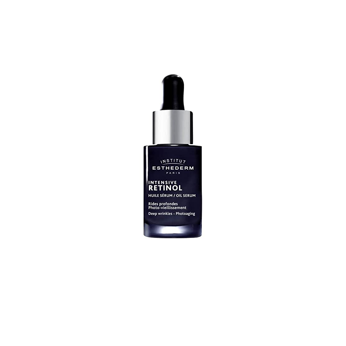 聞く光沢のあるラッカスInstitut Esthederm Intensive Retinol Serum Oil 15ml [並行輸入品]