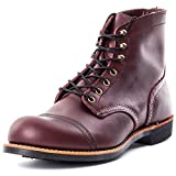 Red Wing Heritage Iron Ranger 6-Inch Boot, Oxblood Mesa, 8 D(M) US