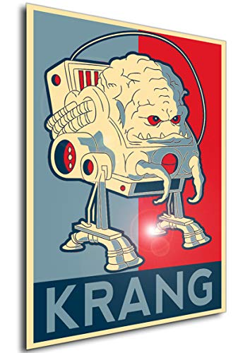 Instabuy Poster - FA0020 - Propaganda - Teenage Mutant Ninja Turtles - Krang