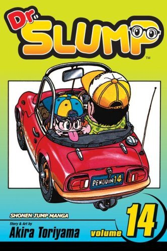 Dr. Slump, Vol. 14 (English Edition)