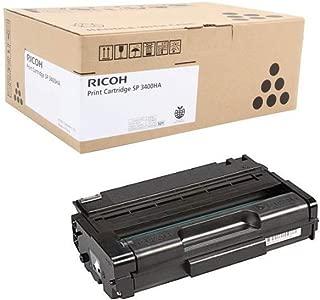 RIC406465 - Ricoh Type SP3400HA Toner Cartridge - Black