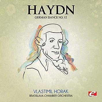 Haydn: German Dance No. 12 in D Major (Digitally Remastered)