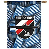 shuangshao liu Flagge Fahne US USA America Flag WW2 German U-Boat - Kriegsmarine Flag 27'x37' Garden Flag