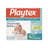 Playtex ULTRASEAL Disposable Baby Bottle Liners 4oz
