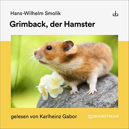 Grimback, der Hamster Titelbild