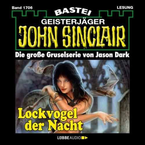 Lockvogel der Nacht (John Sinclair 1706) Titelbild