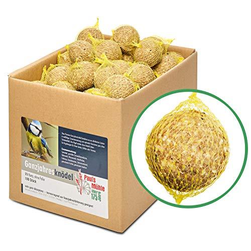 Paul´s Mühle Ganzjahresknödel mit Netz im Karton, 100 Stück