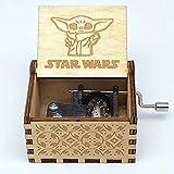 N\C Star Wars Music Box - Engraved-Sunshine-Mechanism-Personalizable-Daughter