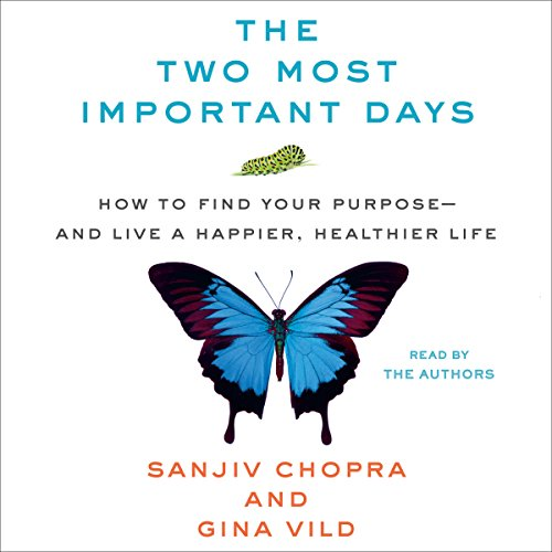 The Two Most Important Days audiobook cover art