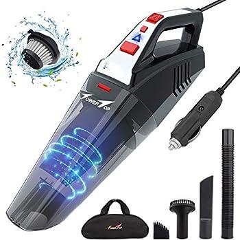 TowerTop Portable Car Vacuum Cleaner