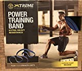Power Training Band, Extra Heavy-Golds Gym-05-0824GG