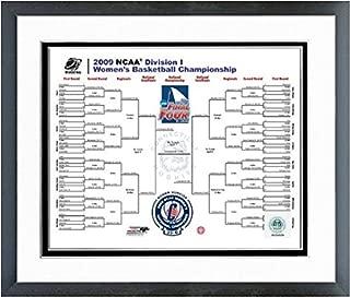 2009 NCAA Women's Final 4 Championship Bracket Photo 12.5