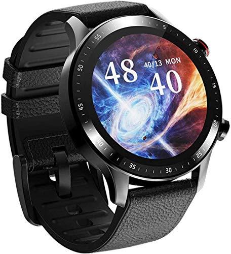 hwbq Smart Watch Multi-Sport-Modus Smart Watch mit Herzfrequenz- und Blutdruckmessung, unabhängiger Musik-Player, Bluetooth Anruf kompatibel