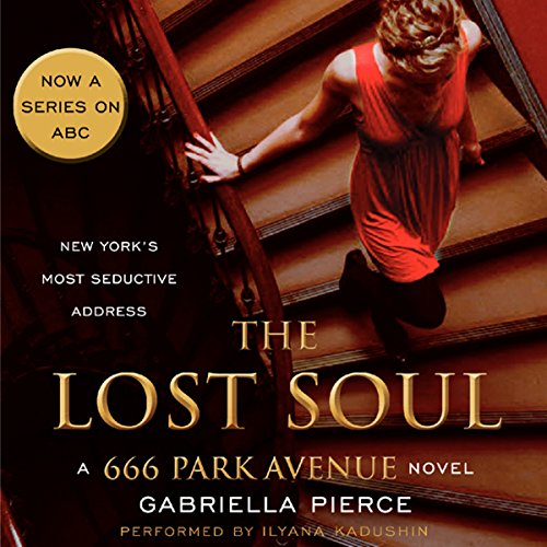 The Lost Soul audiobook cover art