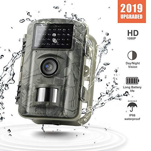 Gosira Camara de Caza 1080P 12MP HD...
