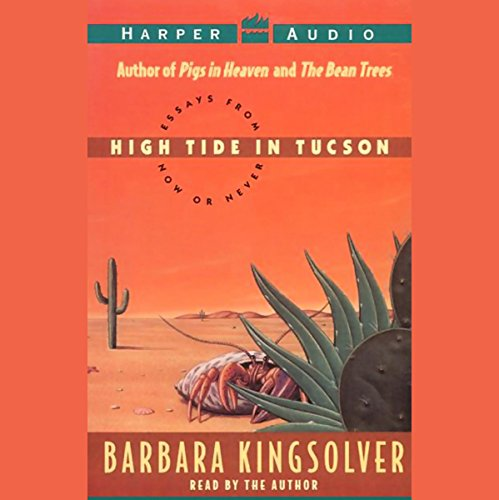 High Tide in Tucson audiobook cover art