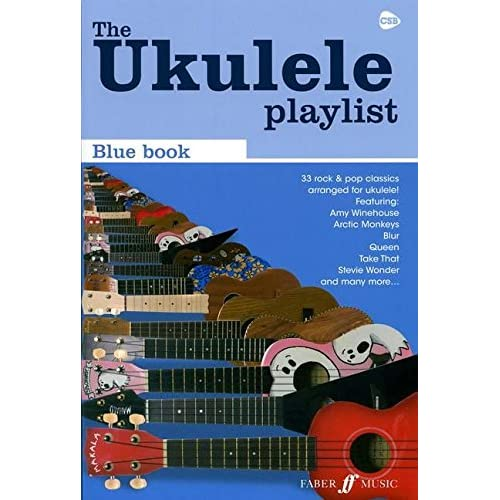 The Ukulele Playlist: The Blue Book [The ukulele Playlist]