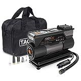 TACKLIFE M1 Compresor Aire Coche, Inflador Digital 150PSI, 40L/Min, Compresor de Aire 12V, Bomba...