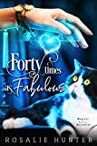 Forty Times as Fabulous: A Paranormal Women's Fiction Mystery (Magical Midlife Mysteries Book 1) (English Edition)
