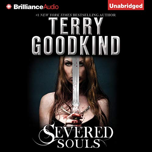 Severed Souls  By  cover art