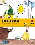 Social science. 2 Primary. Savia .Madrid