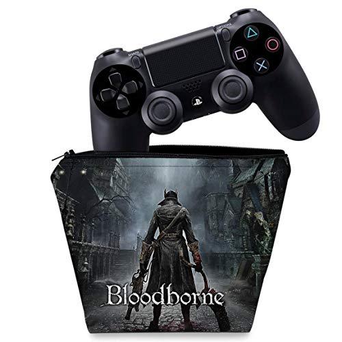 Capa PS4 Controle Case - Bloodborne