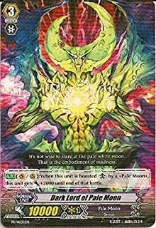 Cardfight!! Vanguard TCG - Dark Lord of Pale Moon (PR/0032EN) - Cardfight! Vanguard Promos
