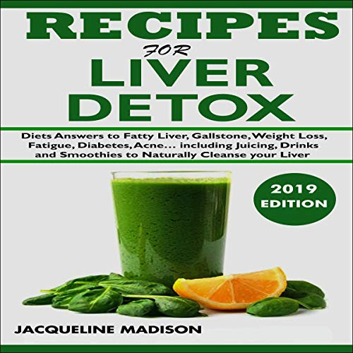 Recipes for Liver Detox Titelbild
