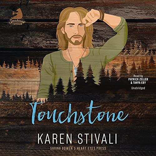 Touchstone Audiobook By Karen Stivali cover art