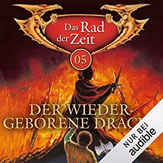 Der wiedergeborene Drache audiobook cover art