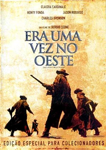 Era Uma Vez No Oeste [ DVD Duplo] - ( C' era una volta il West ) Sergio Leone