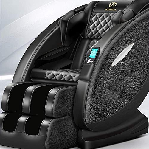 Relaxbx massagestoel voor thuis, volledig lichaam, automatisch kneden, gewichtloos, multifunctionele elektrische sofa, smart massagestoel