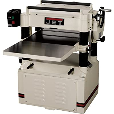 Jet - JWP-208HH: 20-inch Helical Head Planer, 5 HP 1 Phase from JET