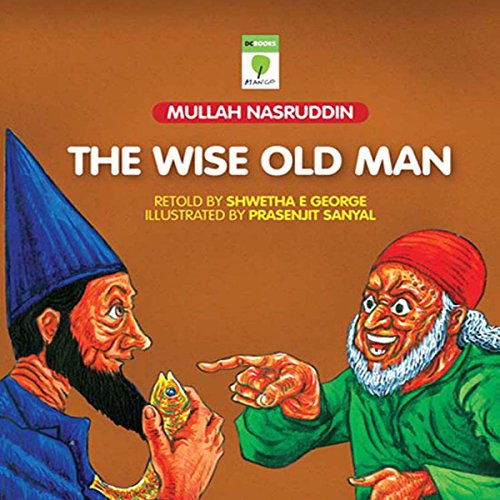 The Wise Old Man audiobook cover art