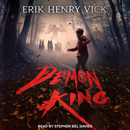 Demon King cover art