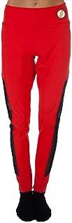 DC Comics Flash Mesh Active Leggings For Women Size