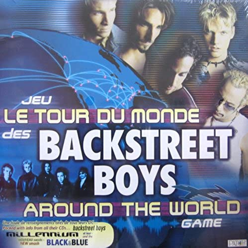 Backrue garçons Around the World Game