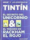 El secreto del Unicornio & El tesoro de Rackham el Rojo: Album doble (LAS AVENTURAS DE TINTIN CARTONE)