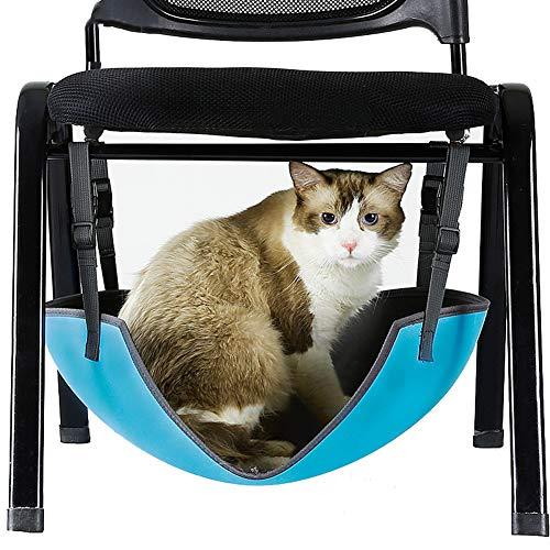 Eva Hangmat, kooi, hangmat, kattenbed, gemakkelijk te reinigen, hangende nestschommelingen, geschikt voor huisdieren tot 7 kg