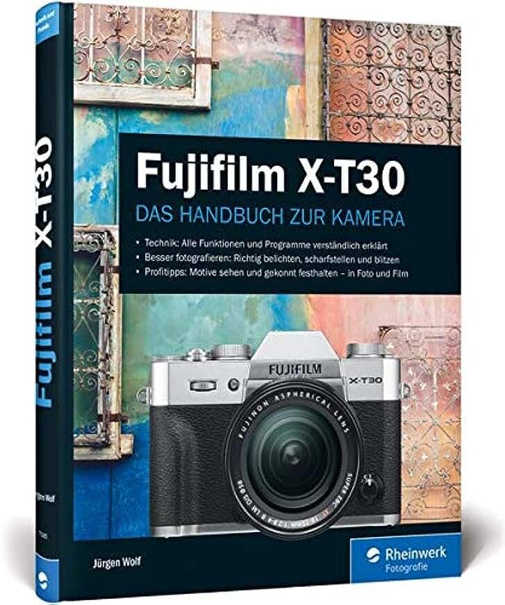 Buch zum Thema Fujifilm