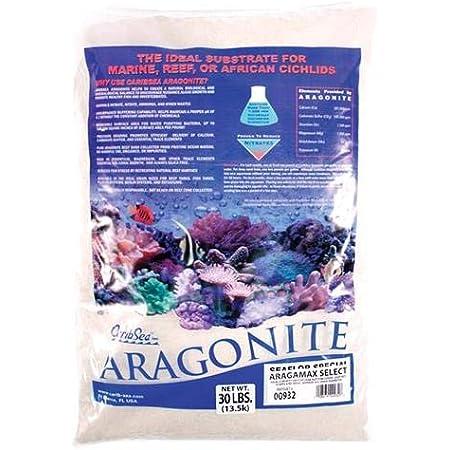40-Pound Carib Sea ACS00052 Fiji Pink Reef Sand for Aquarium