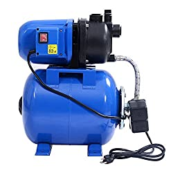 Goplus 1200W Shallow Well Jet Pump