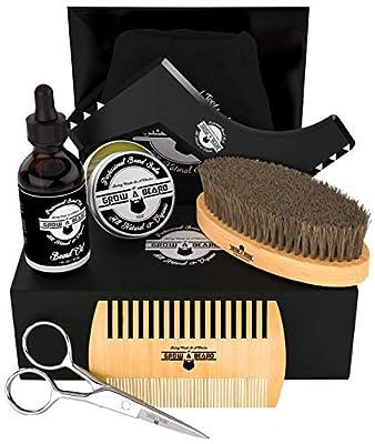 Beard Kit 6-in-1 Grooming
